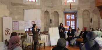 Kadın Sağlığı Eğitim Programı başladı