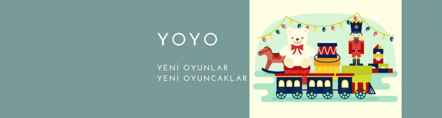 YOYO- Yeni Oyunlar, Yeni Oyuncaklar