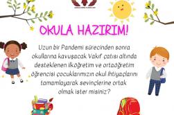 OKULA HAZIRIM!
