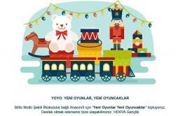 YOYO- Yeni Oyunlar, Yeni Oyuncaklar Bitlis Kampanyası